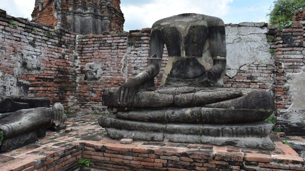 Tajland: Lepotica minulih vremena 1