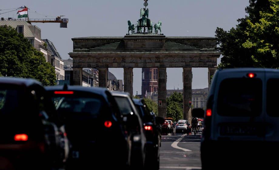 Berlin Brandenbruška kapija