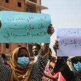 Nastavljene demonstracije nakon vojnog puča u Sudanu 12