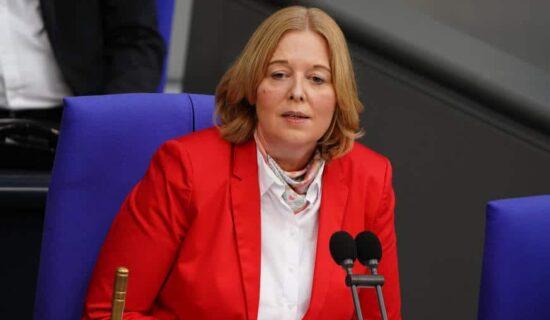 Barbel Bas izabrana za predsednicu nemačkog parlamenta 13