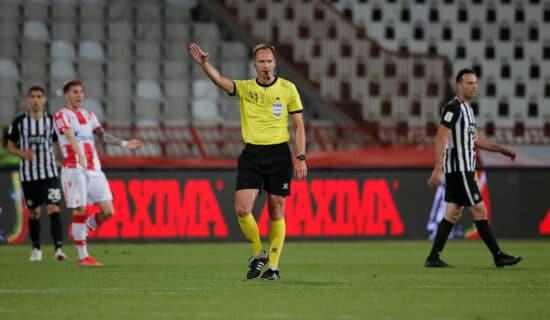 Srđan Jovanović ponovo sudi u Ligi šampiona 13